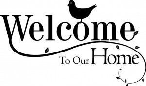 Welcome to our Home Header